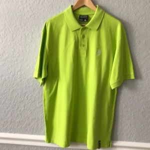 New south pole Men's polo shirt size extra large